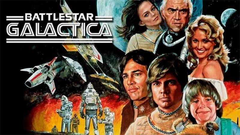 Galactica estrella de combate