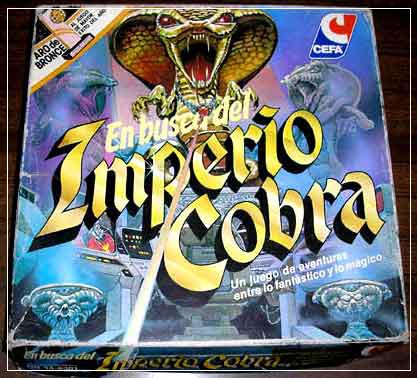 El Imperio Cobra (1984)