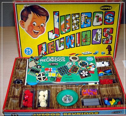 Juegos Reunidos Geyper I Nostalgia 80