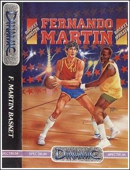 Fernando Martín Basket Master (1987)