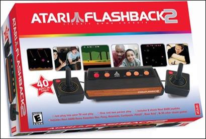 Atari Flashback 2, la retroconsola