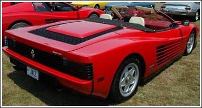 Ferrari Testarossa (1984-1992) (II) final