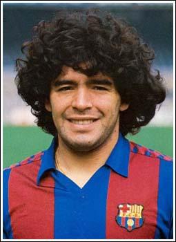 El paso de Maradona por el F.C. Barcelona en los ochenta (I)