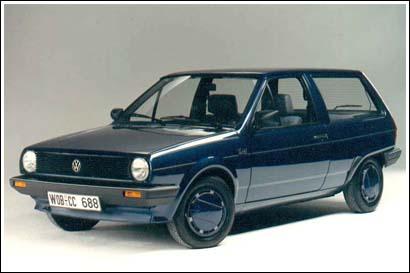 Volkswagen Polo Coupé (1989)