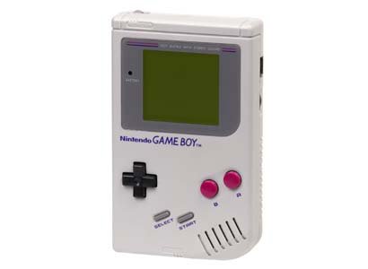 Nintendo Game Boy (1989)