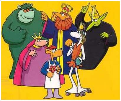 ¡Que viene Muzzy! (1987)