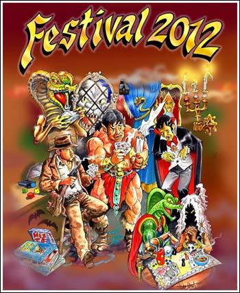 Festival Internacional de Juegos Córdoba 2012
