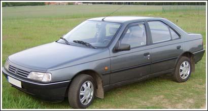 Peugeot 405 (1989)