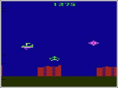 Venden el juego Air Raid para la Atari 2600 por 8.951 euros