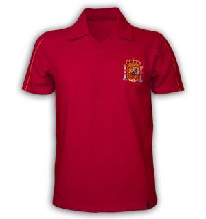 Consigue una camiseta de la selección española de fútbol