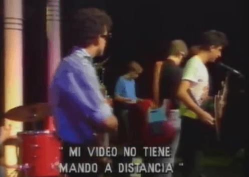 Aerolíneas Federales – Mi vídeo no tiene mando a distancia (1987)