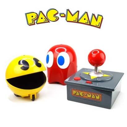 Regalos originales para Navidad: Pacman & Ghost RC