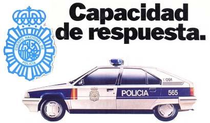 Citröen BX: Capacidad de respuesta (1989)