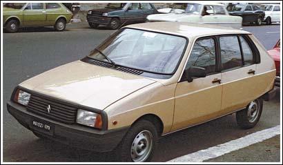 Citröen Visa (1978-1988)