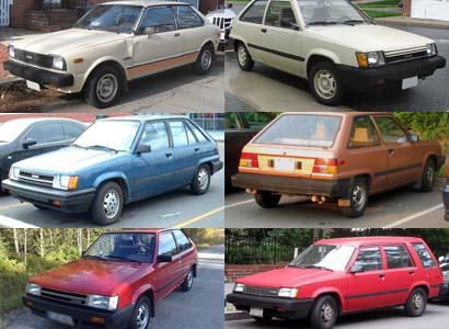 Toyota Tercel (1978-2000)
