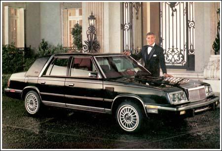 Chrysler New Yorker (1985)
