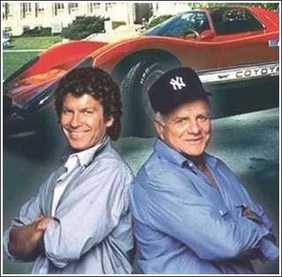 Dos contra el crímen (1983-1986)
