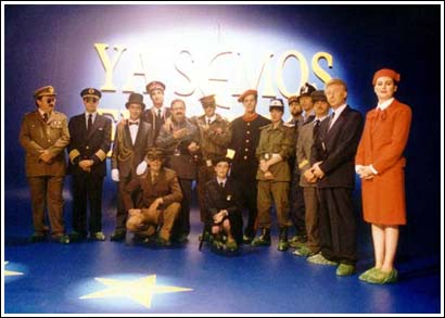 Ya semos europeos (1989)