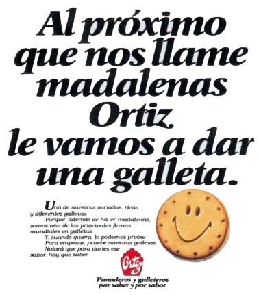 Galletas Ortiz (1984)