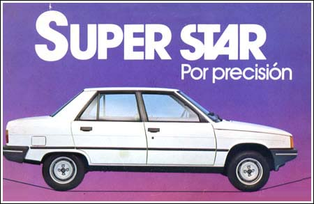 Renault 9 Super Star (1983)