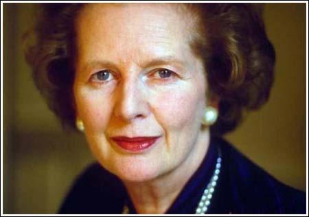 Hasta siempre Margaret Thatcher (1925-2013)