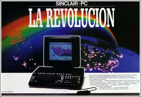 PC-200, la Revolución de Sinclair (1989)