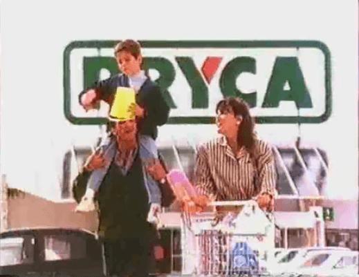 Anuncios de televisión en 1988