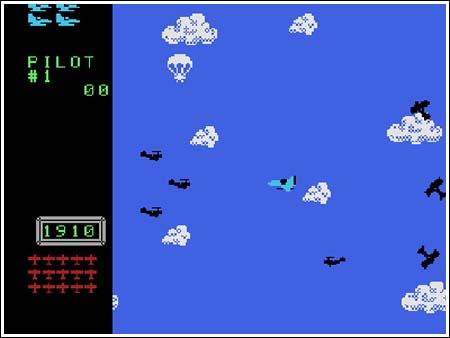 Time Pilot (1982)