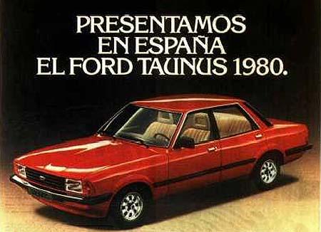 Ford Taunus (1980)