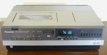 Panasonic y su todo en uno (1989)