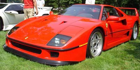 Ferrari F40 (1987-1992)