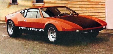de Tomaso Pantera (1971-1991)