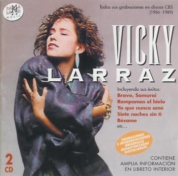 Vicky Larraz – Bravo Samurai (1987)