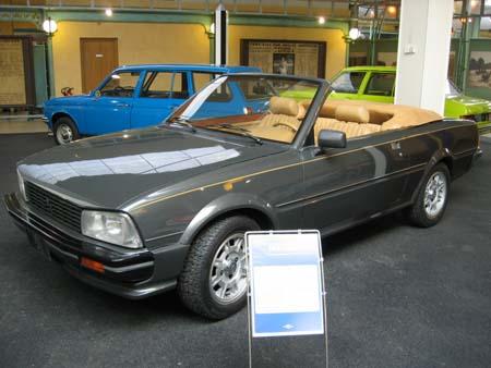 Peugeot 505, recuerdos de los 80
