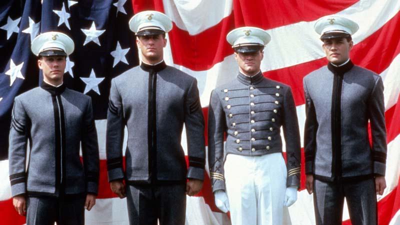 Hombres de hierro (1983)