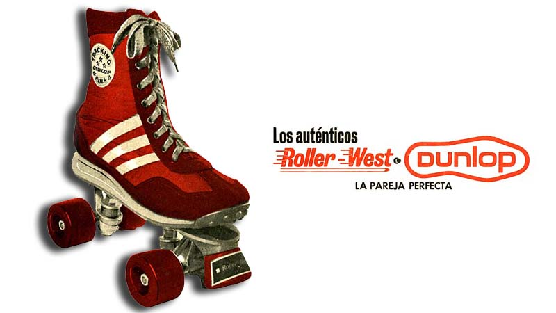 Patines Roller West – Dunlop