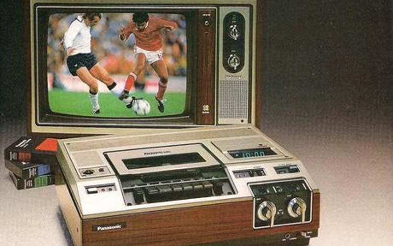 La mejor imagen con el vídeo Panasonic (1981)