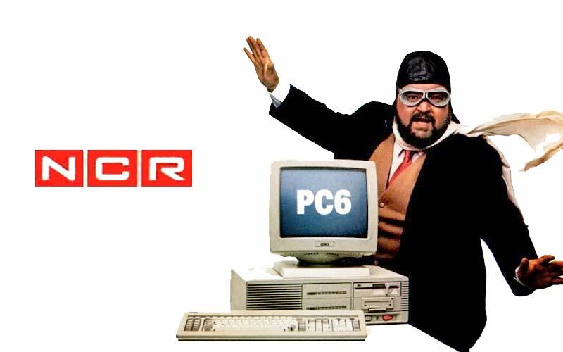 NCR PC6, pura potencia en el año 1985