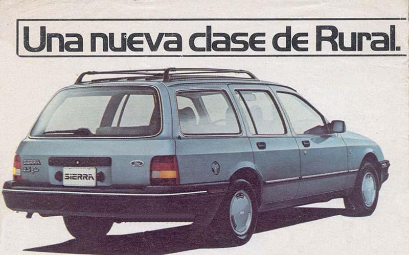 Una nueva clase de Rural (1984)