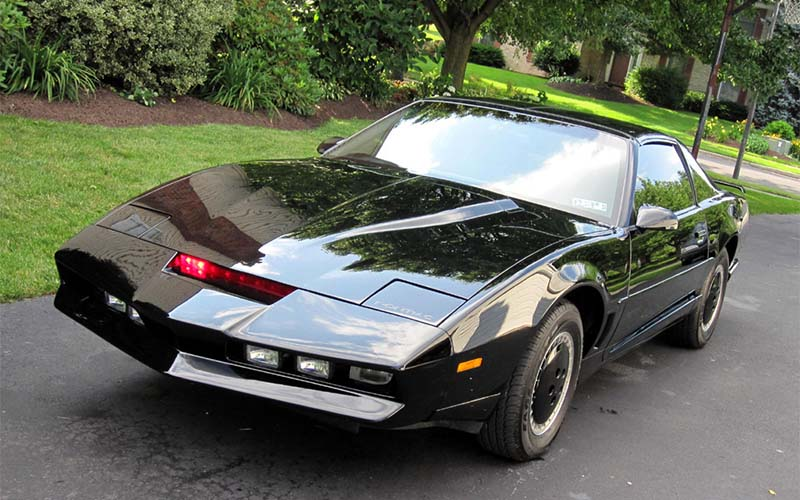 Se subasta el coche fantástico original