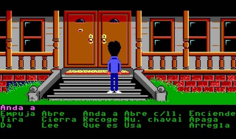 Maniac Mansion (1987)