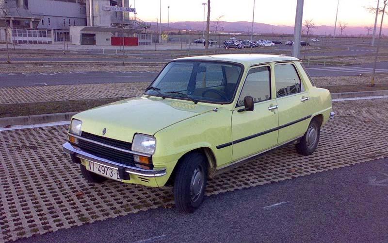 Renault 7 (1974-1984)