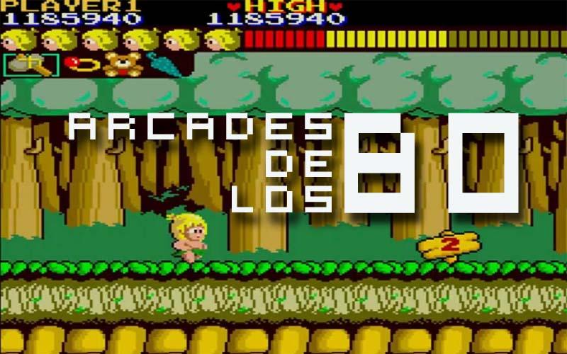 Aquellos Arcades De Los 80 Nostalgia 80
