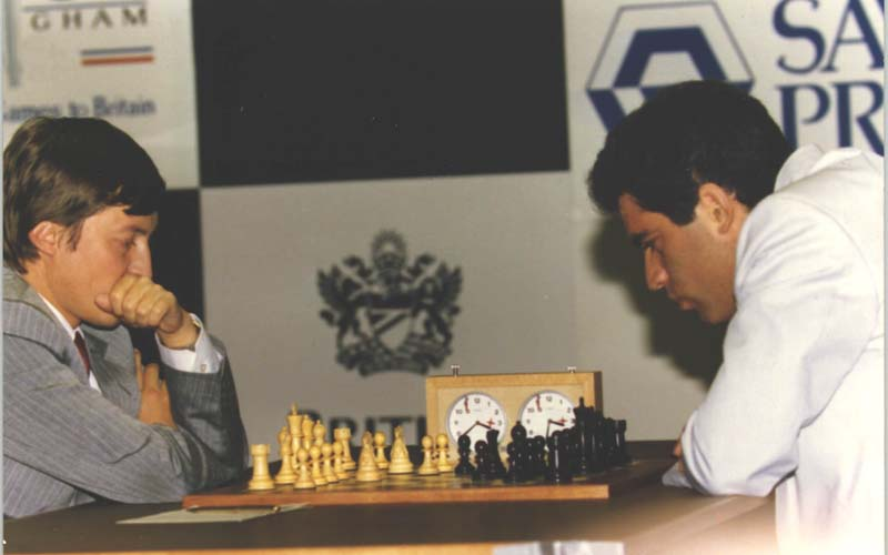Karpov vs Kasparov, duelo de titanes (II)
