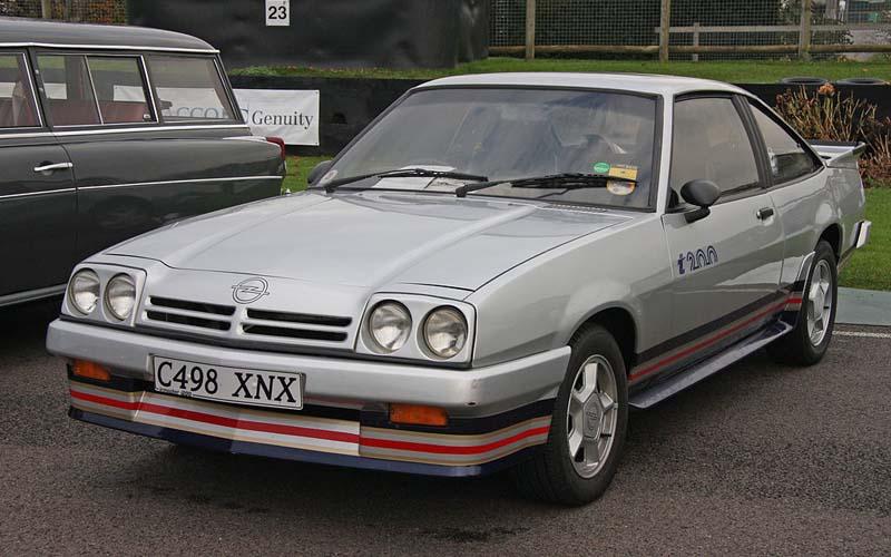 Opel Manta 1970-1988