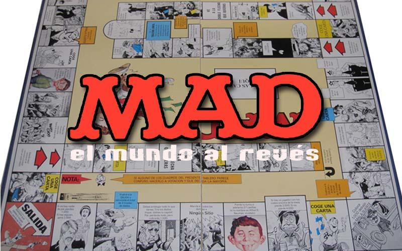 MAD, el mundo al revés (1982)