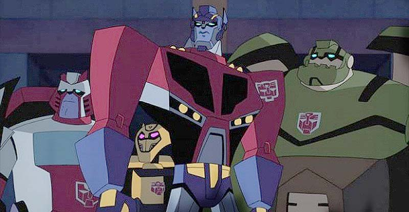 Transformers (1984-1987)
