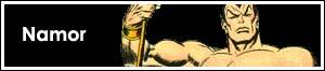 Superhéroes en los ochenta: Namor
