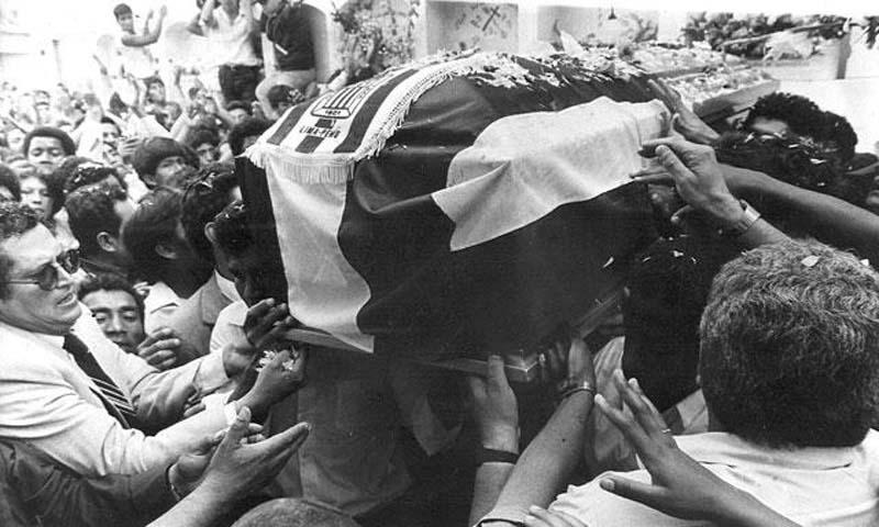 La tragedia del Alianza Lima (1987)