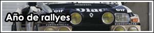 1986, año de éxitos para Renault